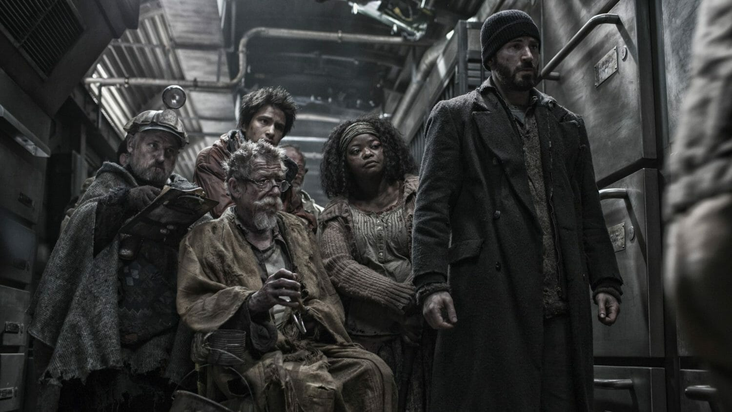 The top five feature films of 2014 - Snowpiercer