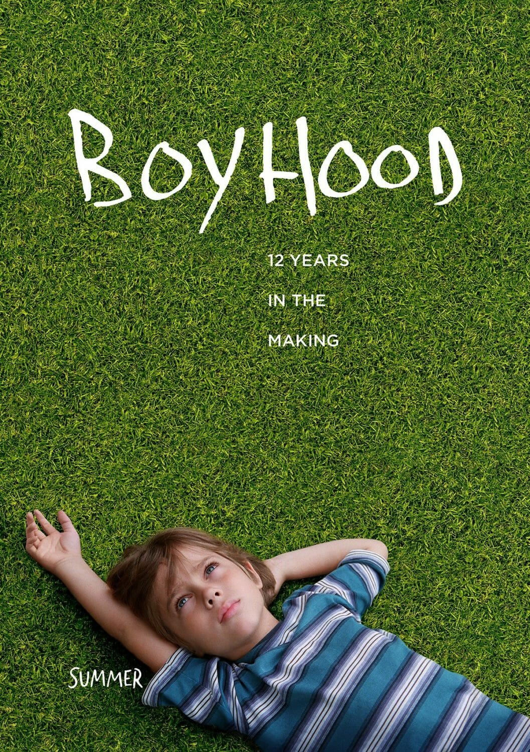The top five feature films of 2014 - Boy Hood