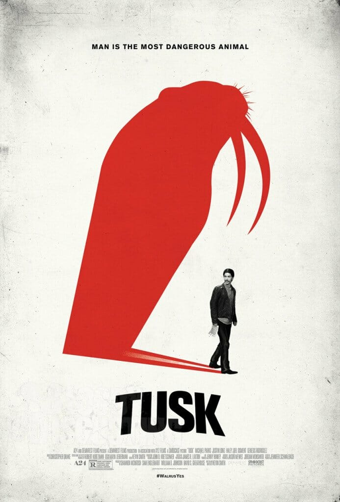 The top five feature films of 2014 - Tusk