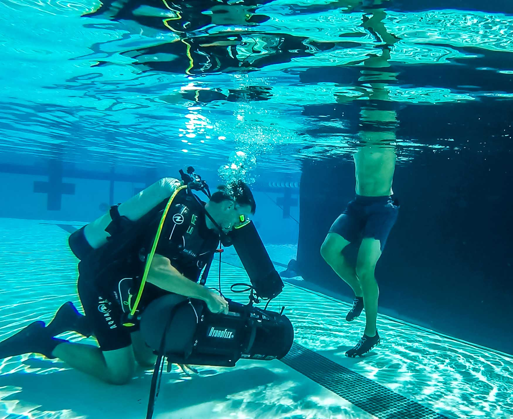 What Does It Take To Be An Underwater Camera Operator?