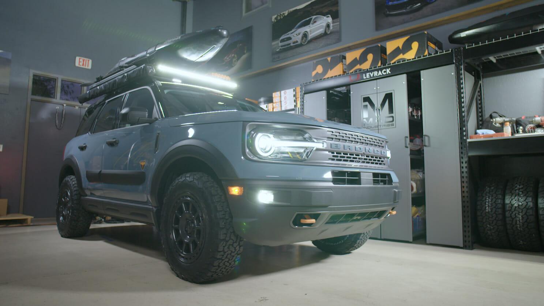 Ford Motor Company Bronco Sport in Sedona