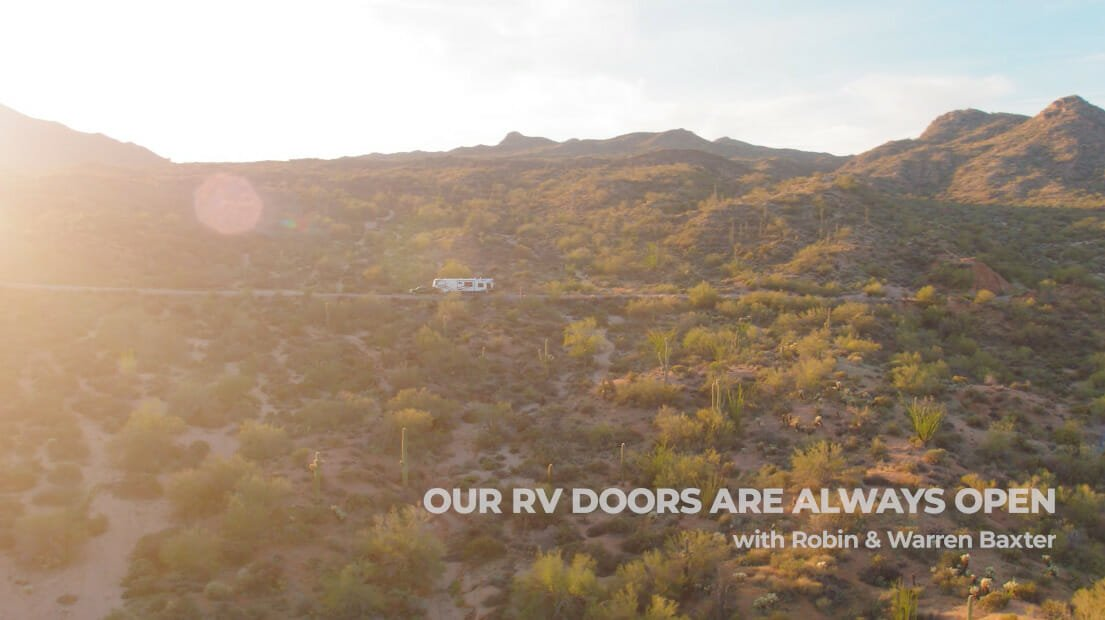 Thor Industries Our RV Doors are Always Open